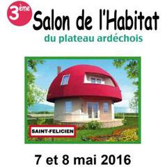 Salon de l'habitat 2016 à Saint-Félicien
